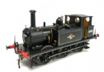 Dapol 7S-010-011 Terrier A1X BR Lined Black Late Crest 32636